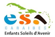 LOGO ESA Caraïbes - Enfants Soleils d'Avenir